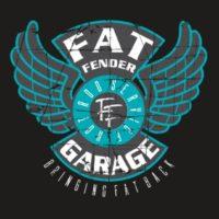 Fat Fender Garage Design