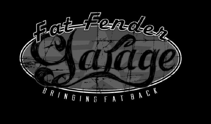 Fat Fender Garage Design