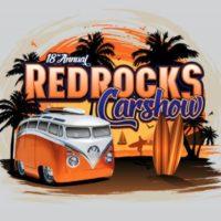 Red Rocks Car Show Design